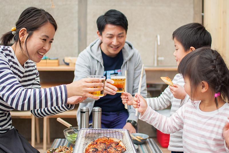 豊かな人生を生む『良好な家族関係』について