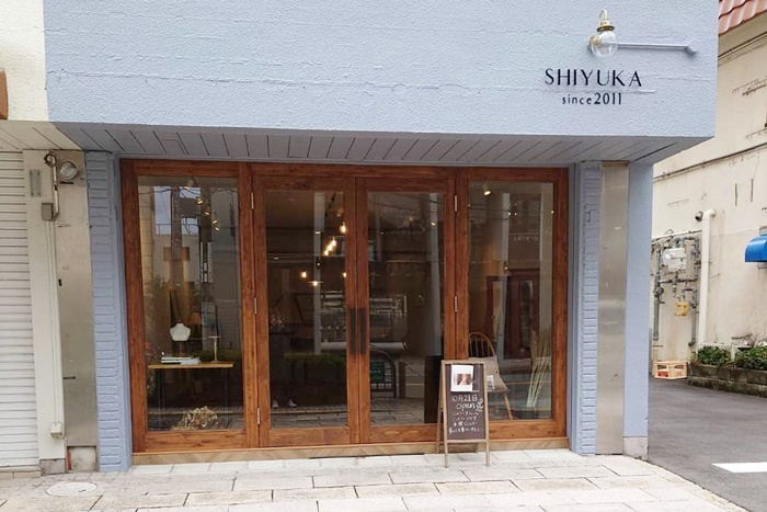 SHIYUKA 詩喩花, 木の家のアトリエを経て箕面市で実店舗オープン
