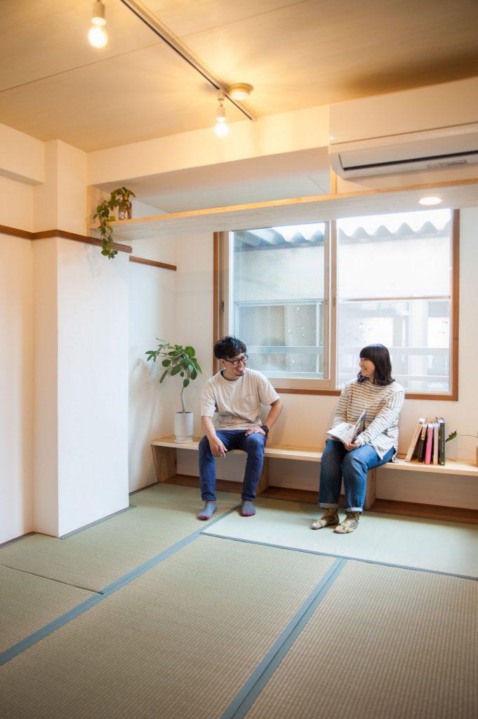 賃貸マンションリノベーション・和室